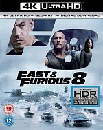Fast & Furious 8 - MULTi (Avec TRUEFRENCH) 4K UHD