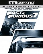Fast & Furious 7 - MULTi (Avec TRUEFRENCH) 4K UHD