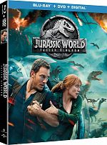 Jurassic World: Fallen Kingdom - FRENCH BluRay 720p