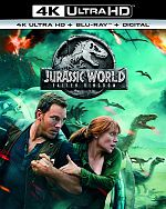 Jurassic World: Fallen Kingdom  - MULTi (Avec TRUEFRENCH) 4K UHD