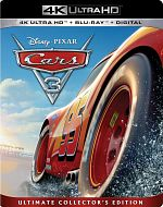 Cars 3  - MULTi (Avec TRUEFRENCH) 4K UHD