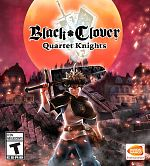 Black Clover : Quartet Knights - PC DVD