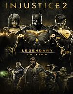 Injustice 2 - Legendary Edition - FRENCH PC DVD