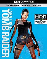 Lara Croft : Tomb raider - MULTi (Avec TRUEFRENCH) 4K UHD