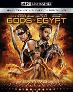 Gods Of Egypt - MULTi (Avec TRUEFRENCH) 4K UHD