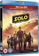 Solo: A Star Wars Story  - MULTi (Avec TRUEFRENCH) FULL BLURAY 3D