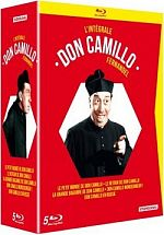 Don Camillo [intégrale 5 films] - VF HDLight 1080p