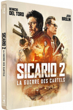 Sicario La Guerre des Cartels - MULTi BluRay 1080p