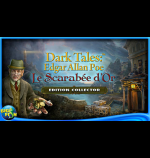 Dark tales-Le scarabée d'or-E.A.Poe Collector Edition - PC