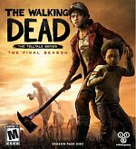 The Walking Dead : The Final Season - PC DVD