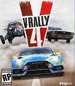 V-Rally 4 - PC DVD