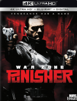 The Punisher - Zone de guerre - MULTi (Avec TRUEFRENCH) 4K UHD