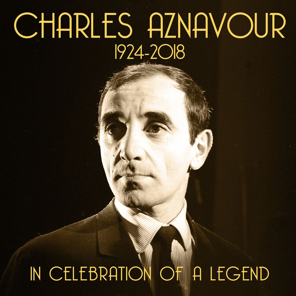 Charles Aznavour-Best of 40 chansons