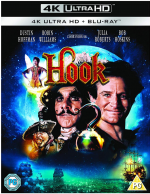 Hook ou la revanche du Capitaine Crochet - MULTi (Avec TRUEFRENCH) 4K UHD