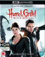 Hansel & Gretel : Witch Hunters - MULTi (Avec TRUEFRENCH) 4K UHD