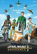 Star Wars Resistance - Saison 01 FRENCH 720p