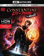 Constantine : City of Demons - MULTi 4K UHD