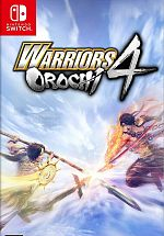 Warriors Orochi 4 - PC DVD