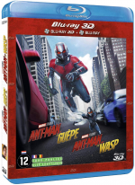 Ant-Man et la Guêpe  - MULTi (Avec TRUEFRENCH) BluRay 1080p 3D