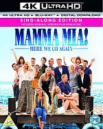 Mamma Mia! Here We Go Again  - MULTi (Avec TRUEFRENCH) 4K UHD