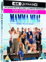 Mamma Mia! Here We Go Again  - MULTi (Avec TRUEFRENCH) FULL UltraHD 4K