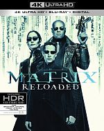 Matrix Reloaded - MULTi (Avec TRUEFRENCH) 4K UHD