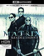 Matrix Revolutions - MULTi (Avec TRUEFRENCH) 4K UHD