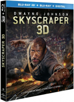 Skyscraper  - MULTi (Avec TRUEFRENCH) BluRay 1080p 3D