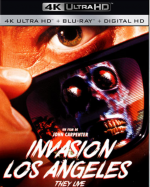 Invasion Los Angeles - MULTi (Avec TRUEFRENCH) 4K UHD