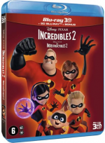 Les Indestructibles 2 - MULTi (Avec TRUEFRENCH) FULL BLURAY 3D