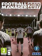Football Manager 2019 - PC DVD