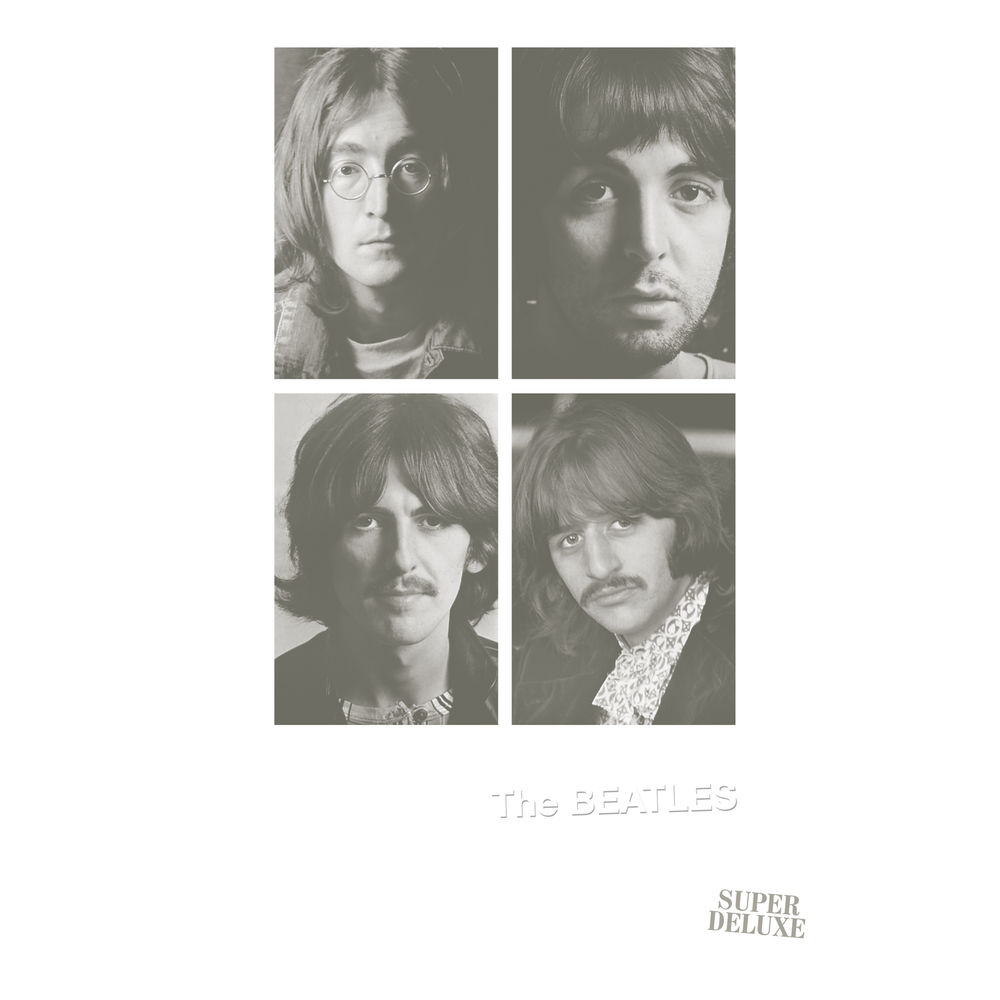 The Beatles-The Beatles (White Album) [Super Deluxe]