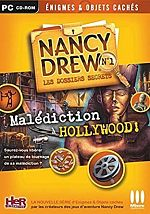 NANCY DREW - Dossiers Secrets : Malédiction à Hollywood - PC
