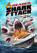 6 Headed Shark Attack - WEB-DL 720p