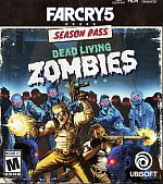 Far Cry 5: Dead Living Zombies - PC DVD