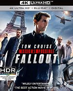 Mission Impossible - Fallout  - MULTi (Avec TRUEFRENCH) 4K UHD