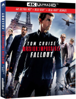Mission Impossible - Fallout  - MULTi (Avec TRUEFRENCH) FULL UltraHD 4K