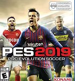 Pro Evolution Soccer 2019 - PC DVD