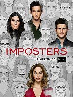 Imposters - Saison 01 FRENCH 1080p