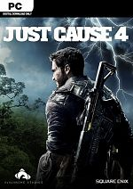 Just Cause 4 - PC DVD