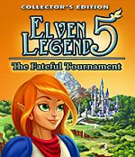 Elven Legend 5 - The Fateful Tournament - PC