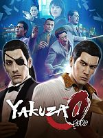 YAKUZA 0 - PC DVD