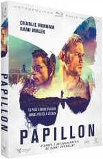 Papillon - MULTI FULL BLURAY