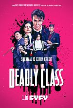 Deadly Class - Saison 01 FRENCH