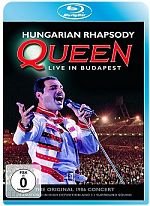 Musique - Queen - Hungarian Rhapsody [Live in Budapest]