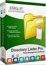 Directory Lister Pro Enterprise v2.34 X64 Multilingual