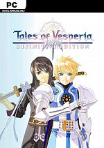Tales of Vesperia: Definitive Edition - PC DVD