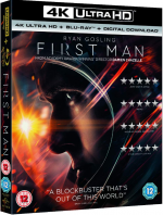First Man - le premier homme sur la Lune  - MULTi (Avec TRUEFRENCH) FULL UltraHD 4K