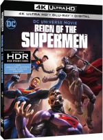 Reign of the Supermen - MULTI FULL UltraHD 4K