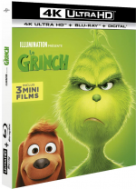 Le Grinch  - MULTi (Avec TRUEFRENCH)  FULL UltraHD 4K